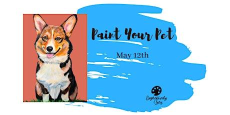 Paint Your Pet @ WBC tickets
