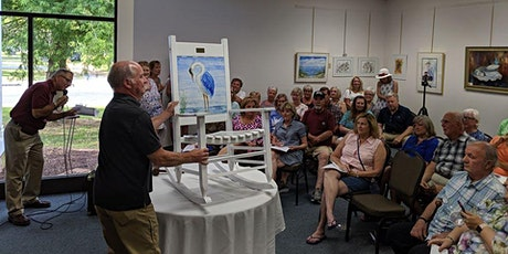 Crisfield Arts & Entertainment District Project Annual Have a Seat Auction tickets