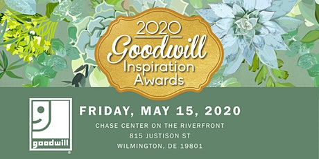 2020 Goodwill Inspiration Awards Luncheon tickets