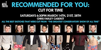Recommended for You: Cut for Time