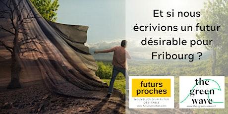 """Soirée """"Futurs Proches"""" dans le cadre du festival the green wave billets"""