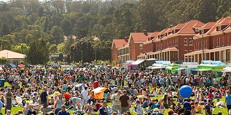 Presidio Picnic tickets