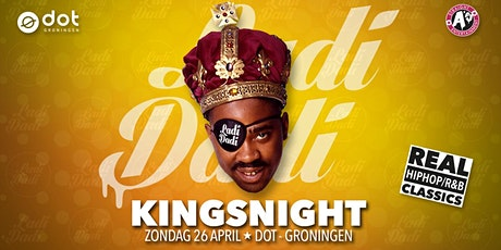 Ladi Dadi Kingsnight Dot Groningen 26 april 2020 tickets