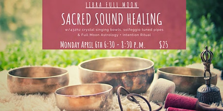 Full Moon Sacred Sound Healing tickets