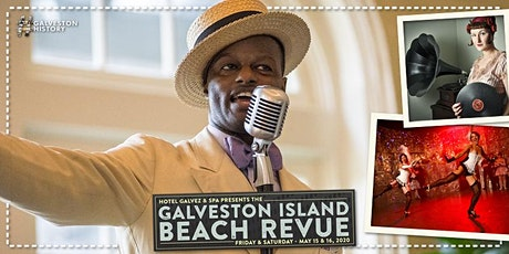 The Sweet Summer Soiree : Galveston Island Beach Revue tickets