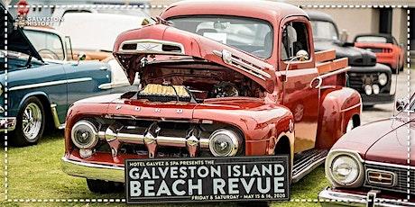 Classic Auto Group Car Show Registration : Galveston Island Beach Revue tickets
