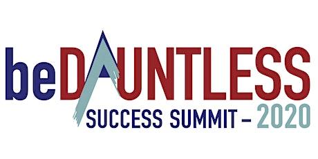 Be Dauntless Success Summit 2020 tickets