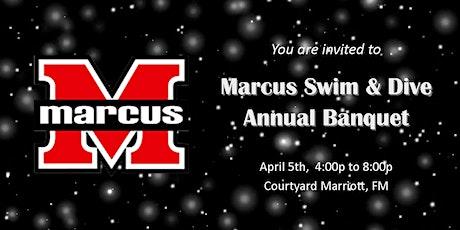 Marcus Swim & Dive  Annual Banquet tickets