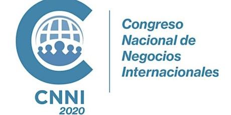 Congreso Nacional de Negocios Internacionales 2020 boletos