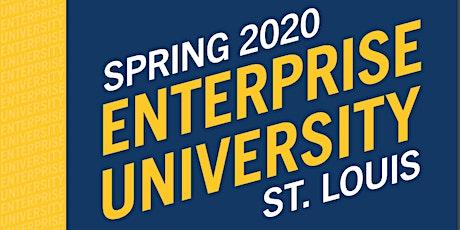 Enterprise University tickets