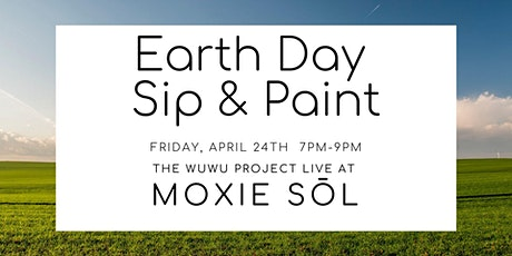 Earth Day Sip & Paint tickets