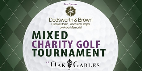 Mixed Charity Golf Tournament tickets