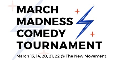 Comedy March Madness Tournament tickets