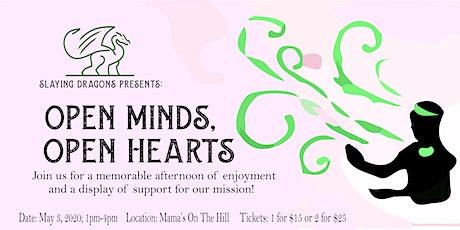 Open Minds, Open Hearts tickets