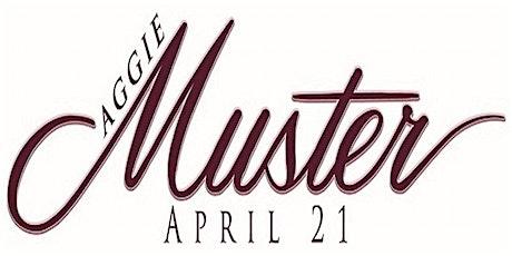 Lake Travis A&M Club Muster tickets
