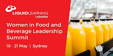 Women in Food and Beverage Leadership Summit tickets
