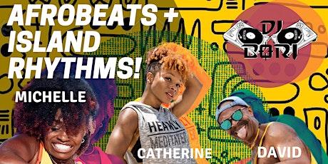 Afrobeats + Island Rhythms tickets