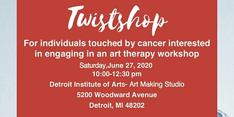 Twistshop in Partnership with DIA tickets