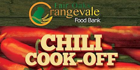 Orangevale-Fair Oaks Chili Cook-Off tickets