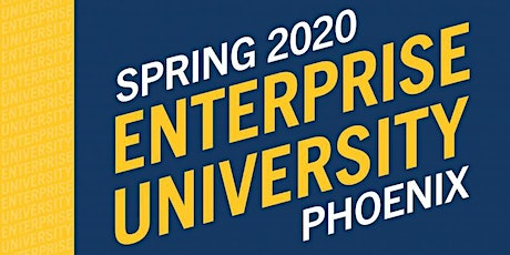Enterprise University tickets