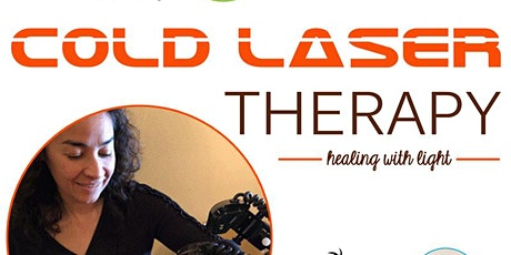 Postponed – TBD: Free Health Seminar: Cold Laser Therapy tickets