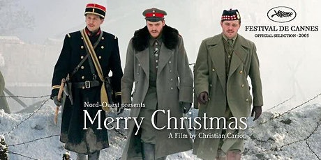 Tuesday French Movie Night: Joyeux Noël tickets