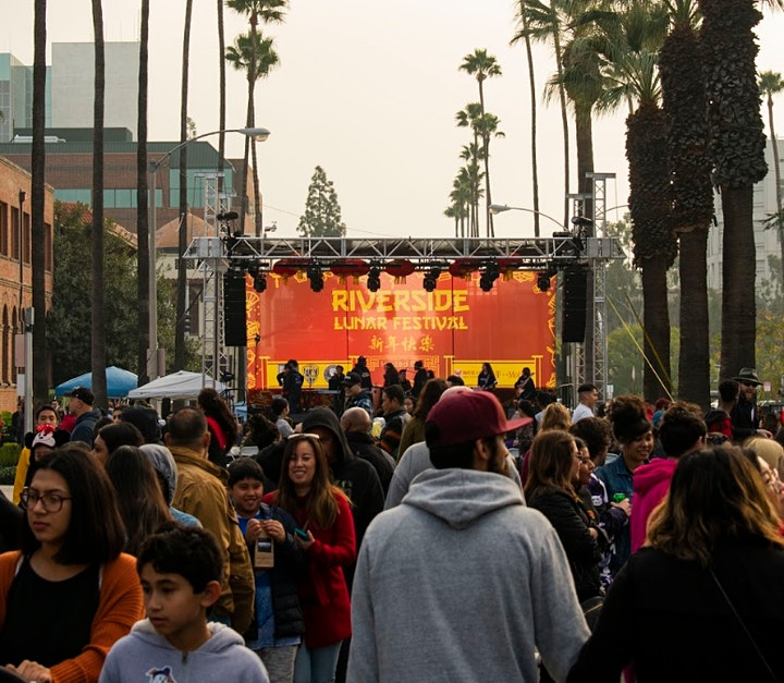2021 Riverside Lunar Festival: January 30-31 image