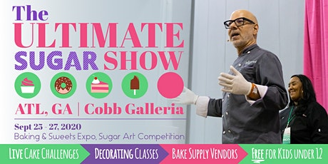 The Ultimate Sugar Show 2020 tickets