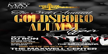 3rd Annual Goldsboro Alumni Affair tickets