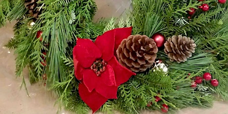 2 Gals in a Garden - Celebrate the Season with an Outdoor Wreath- NowOnline tickets