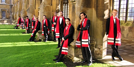 Concert - Gentlemen of St John's Choir, Cambridge - Saturday 18th July tickets