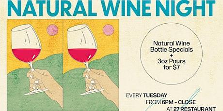 Natural Wine Specials tickets