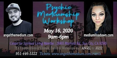 Angel The Medium Psychic & Mediumship Development Workshop (All Levels) tickets