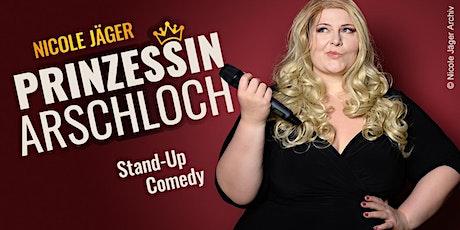 Nicole Jäger - Prinzessin Arschloch tickets