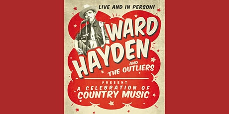 Ward Hayden & The Outliers - POSTPONED tickets