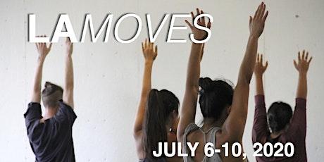 LA MOVES 2020 tickets