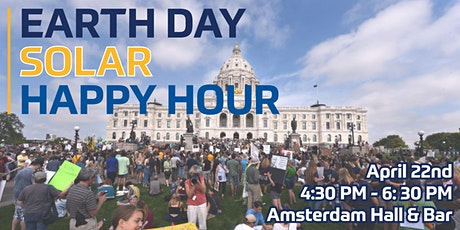 Earth Day Happy Hour at Amsterdam Bar & Hall tickets