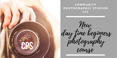 10 WEEK DAY TIME BEGINNERS PHOTOGRAPHY COURSE PLYMOUTH (APRIL) tickets