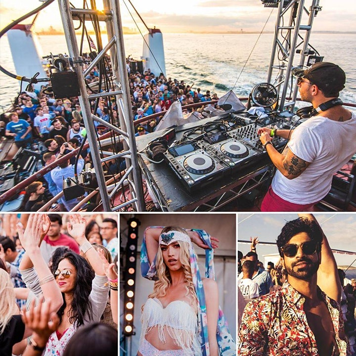 Afbeelding van Bollywood Cruise Party