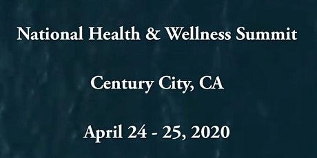 National Health & Wellness Summit | Scholarships | Sponsorships tickets