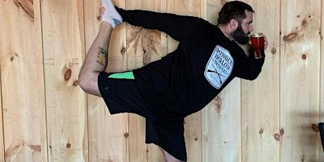 Yoga, Brunch, & Brew tickets