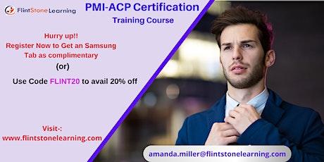 PMI-ACP Classroom Training in Boston, MA tickets