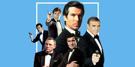 James Bond Table Quiz tickets