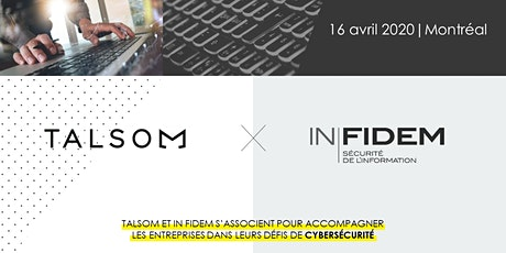 Formation en cybersécurité | 16 avril 2020 | Montréal billets