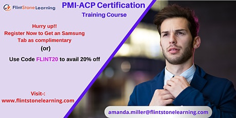 PMI-ACP Classroom Training in Charlotte, NC tickets