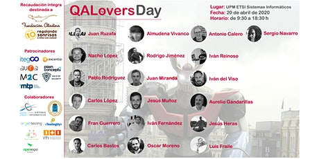 FECHA TENTATIVA TRAS APLAZARSE POR CORONAVIRUS - QALovers Day entradas