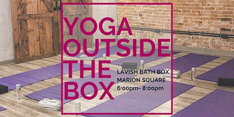 Yoga Outside the Box tickets