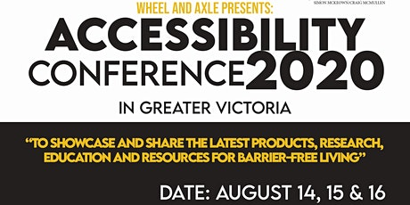 ACCESSIBILITY CONFERENCE 2020 | Postponed tickets