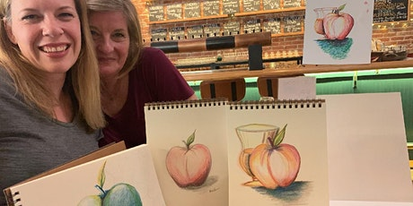 Cider & Sketches with Kevin Coleman! tickets