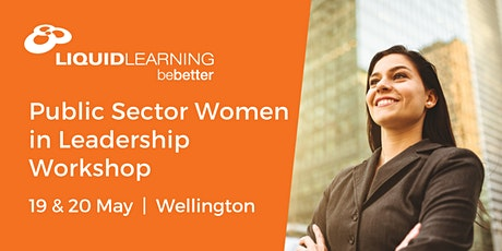 Public Sector Women in Leadership Workshop tickets